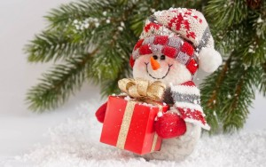 merry-christmas-snowman-snow